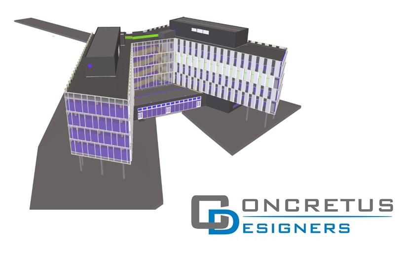 Statoil biurų pastatas Norvegijoje, Concretus Designers, OpenBIM Awards 2016, BIM Forum Vilnius 2016