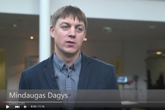 Nuomone apie BIM Forum Vilnius 2016 Mindaugas Dagys, UAB Descon