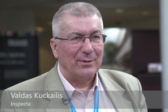 Nuomone apie BIM Forum Vilnius 2016 Valdas Kuckaitis, Inspecta