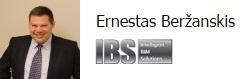 Ernestas Beržanskis, Intelligent BIM Solutions, OpenBIM Awards 2016, BIM Forum Vilnius 2016