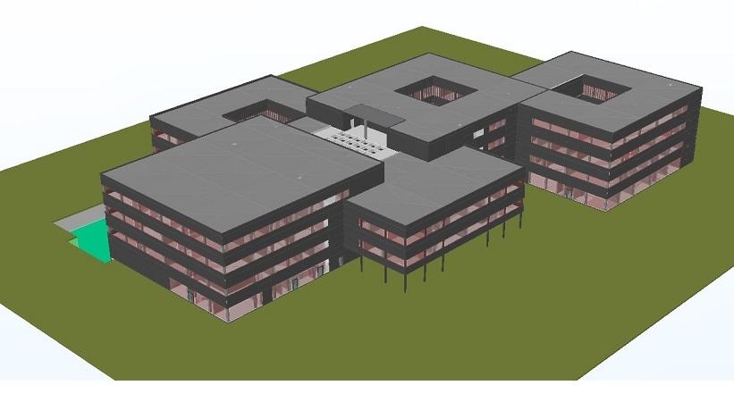 VU Medicinos mokslinės paskirties kompleksas, UAB Sweco Lietuva, OpenBIM Awards 2016, BIM Forum Vilnius 2016